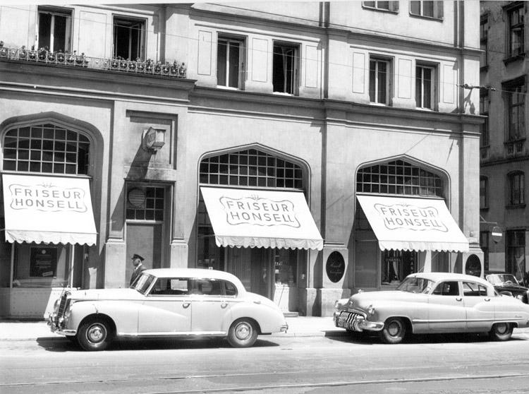 Fassade 1950